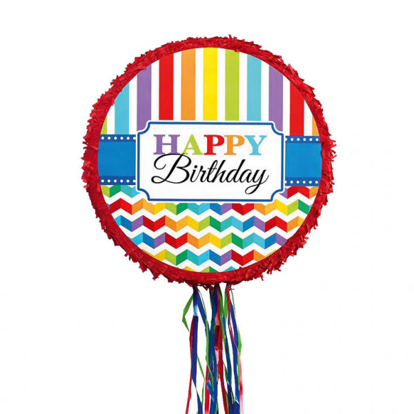 Pull-Pinata: Happy Birthday