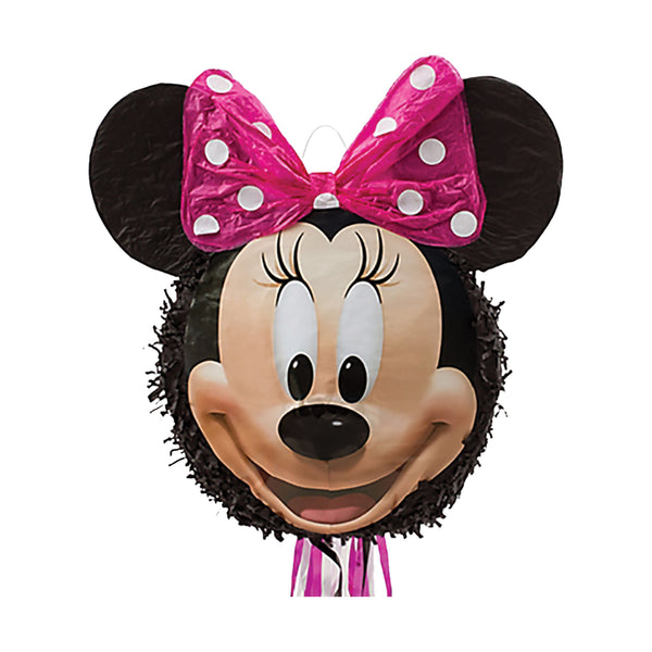 Pull-Pinata: Minnie Mouse