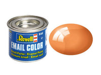 Revell: Emailfarbe 32730 - orange klar