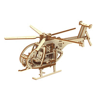 Wooden City: Helicopter