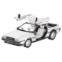 Metal Earth: DeLorean