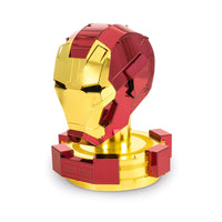 Metal Earth: Avengers Iron Man Helmet