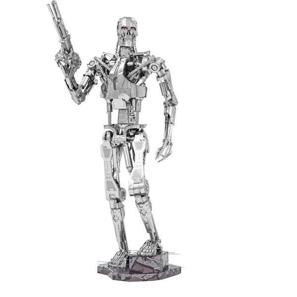 Metal Earth: Iconx Terminator T-800 Endoskelett