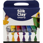 Silk Clay: Creamy Sortiment I