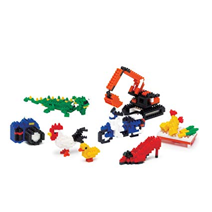 Nanoblock: Standard Color Set