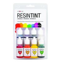 Art Resin - Resintint Grundfarben 8er-Set