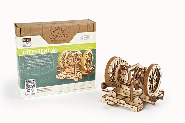 UGEARS: Differential STEM LAB