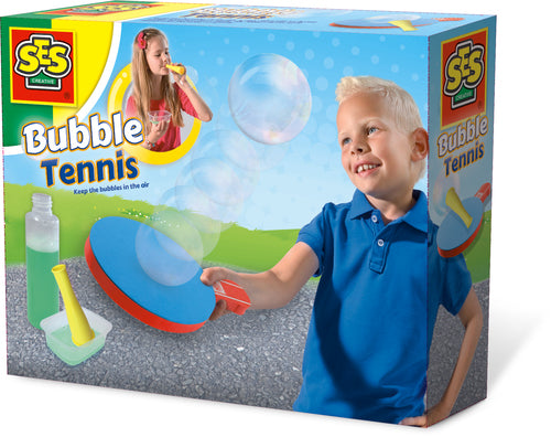 SES: Bubble Tennis