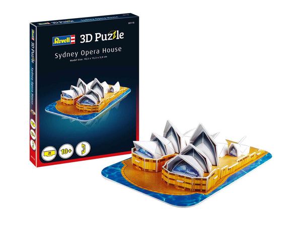 Revell 3D Puzzle: Sydney Oper