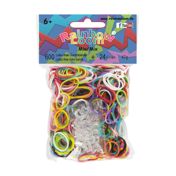 Rainbow Loom: Loom Mix
