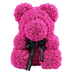 rose red rose bear