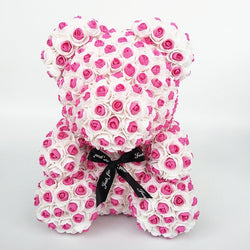 Rose Red Rose Bear (New Style)