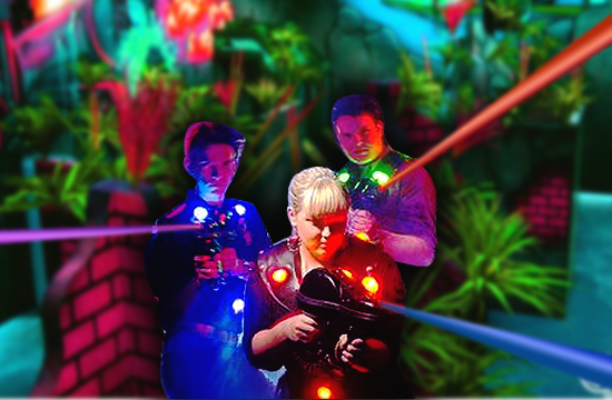 Free Laser Tag Tickets