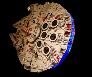 Bringing the UCS Falcon to life