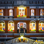 10224 - Town Hall Lighting Kit - LEGO  Lighting Kit - Elegant Bricks
