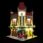 10232 - Palace Cinema Lighting Kit - LEGO  Lighting Kit - Elegant Bricks