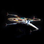 10240 - Star Wars UCS Red Five X-Wing Lighting Kit - Elegant Bricks Limited