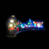 10254 - Winter Holiday Train Lighting Kit - Elegant Bricks Limited