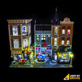 10255 - Assembly Square Lighting Kit - LEGO  Lighting Kit - Elegant Bricks