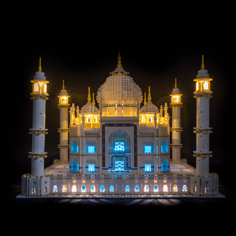 10256 - Taj Mahal Lighting Kit - LEGO  Lighting Kit - Elegant Bricks