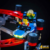 10261 - Roller Coaster Lighting Kit - LEGO  Lighting Kit - Elegant Bricks