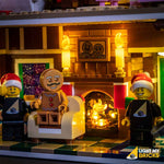 10267 - Gingerbread House Lighting Kit - LEGO  Lighting Kit - Elegant Bricks