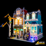 10270 - The Bookshop Lighting Kit - Elegant Bricks Limited