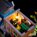 10270 - The Bookshop Lighting Kit - LEGO  Lighting Kit - Elegant Bricks