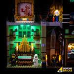 10273 - Haunted House Lighting Kit - Elegant Bricks Limited