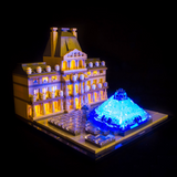 21024 - The Louvre Lighting Kit - LEGO  Lighting Kit - Elegant Bricks