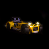 21037 - Caterham Seven 620R Lighting Kit - LEGO  Lighting Kit - Elegant Bricks