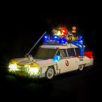 21108 - Ghostbusters Ecto 1 Lighting Kit - Elegant Bricks Limited