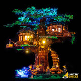 21318 - The Treehouse Light Kit - LEGO  Lighting Kit - Elegant Bricks