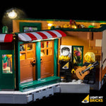 21319 - Friends Central Perk Lighting Kit - LEGO  Lighting Kit - Elegant Bricks