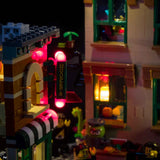 21324 - 123 Sesame Street Lighting Kit - Elegant Bricks Limited