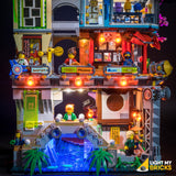 70620 - Ninjago City Lighting Kit - LEGO  Lighting Kit - Elegant Bricks