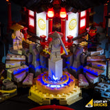 70751 - Ninjago Temple of Airjitsu Lighting Kit - LEGO  Lighting Kit - Elegant Bricks