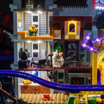 70922 - Joker Manor Lighting Kit - LEGO  Lighting Kit - Elegant Bricks