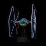75095 - Star Wars UCS Tie Fighter Lighting Kit - LEGO  Lighting Kit - Elegant Bricks