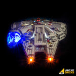 75105 - Star Wars Millennium Falcon Lighting Kit - LEGO  Lighting Kit - Elegant Bricks