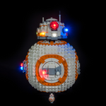 75187 - Star Wars BB-8 Lighting Kit - LEGO  Lighting Kit - Elegant Bricks