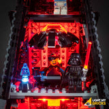 75251 - Darth Vader's Castle Lighting Kit - LEGO  Lighting Kit - Elegant Bricks