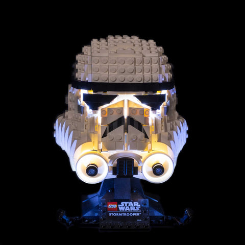 75276 - Storm Trooper Helmet Lighting Kit - Elegant Bricks Limited