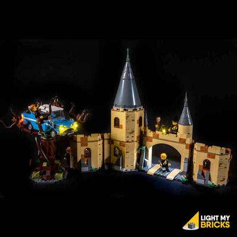75952 - Hogwarts Whomping Willow Light Kit - LEGO  Lighting Kit - Elegant Bricks