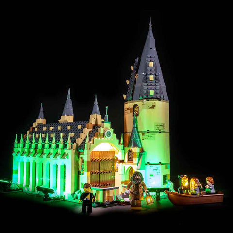 75954 - Hogwarts Great Hall Lighting Kit - Elegant Bricks Limited