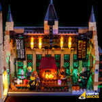 75954 - Hogwarts Great Hall Lighting Kit - LEGO  Lighting Kit - Elegant Bricks