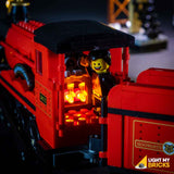75955 - Hogwarts Express Lighting Kit - LEGO  Lighting Kit - Elegant Bricks