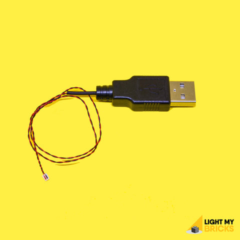 USB Power Cable - Elegant Bricks Limited