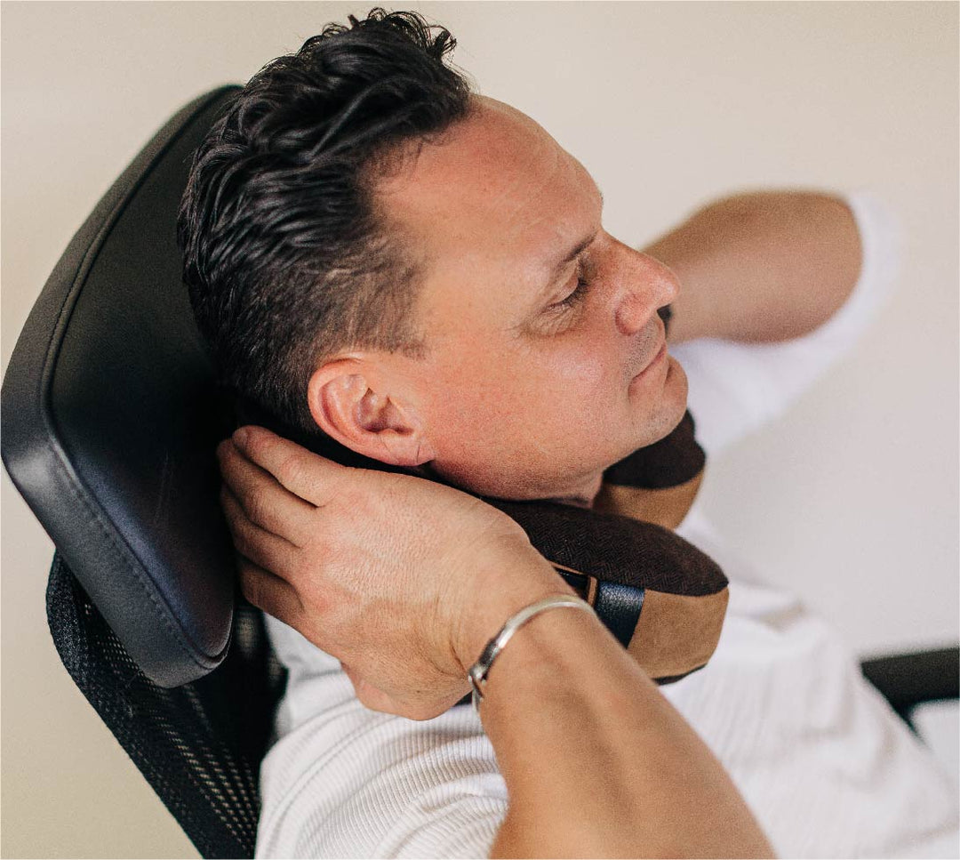 Top 5 Tips to Using Your MJL Neck Support