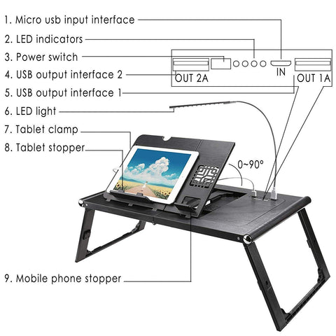 Smart Charging Table